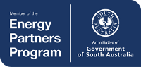 Member of the Energy Partners Program - An Initiative of the Government of South Australia